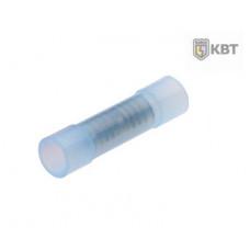 Гильза изолированная соединительная ГСИ(н) 2.5 500шт/уп   57923   КВТ