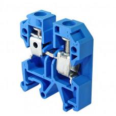 Зажим наборный ЗНИ-6мм2 (JXB50А) синий | YZN10-006-K07 | IEK