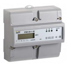 Счетчик эл. энергии трехфазный STAR 301/1 R2-10(100)Э | CCE-3R1-2-02-1 | IEK