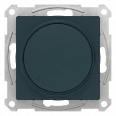 AtlasDesign Изумруд Светорегулятор (диммер) поворотно-нажимной, 630Вт, мех. | ATN000836 | Schneider Electric