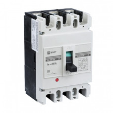 Автоматический выключатель ВА-99М 250/125А 3P 25кА EKF Basic   mccb99-250-125m   EKF