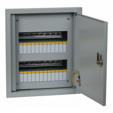 Щит распределительный встраиваемый ЩРВ-24 IP31 (390х340х120) EKF PROxima   mb11-24   EKF