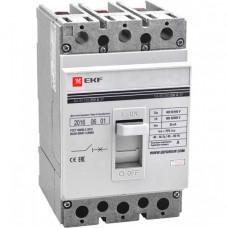Автоматический выключатель ВА-99 250/250А 3P 35кА EKF PROxima   mccb99-250-250   EKF