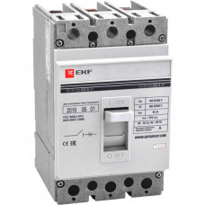 Автоматический выключатель ВА-99 250/200А 3P 35кА EKF PROxima   mccb99-250-200   EKF