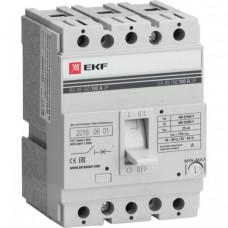 Автоматический выключатель ВА-99 160/100А 3P 35кА EKF PROxima   mccb99-160-100   EKF