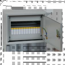 Щит распределительный навесной ЩРН-12 IP31 (220х300х120) EKF PROxima | mb21-12 | EKF