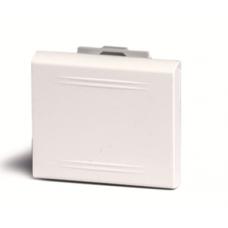 Выключатель однополюсный. 2 модуля. цвет серый   45031   DKC