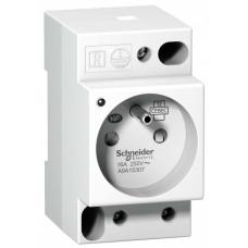 ЩИТ.РОЗ. iPC DIN 2П+T 16A 250В С ИНД | A9A15307 | Schneider Electric