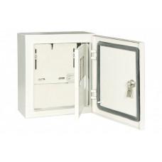 Щит учета ЩУ-3ф/1-1-6 IP66 (2 двери) (445х400х150)   SQ0905-0097   TDM