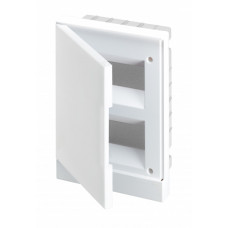 Бокс в нишу 16М белая дверь Basic E (с клеммами) | 1SZR004002A1105 | ABB