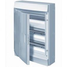 Бокс настенный Mistral41 54М непрозрачная дверь (с клемм)   1SPE007717F9978   ABB