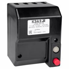 Выключатель автоматический АП50Б-3МТ-1,6А-10Iн-400AC-У3 | 107259 | КЭАЗ