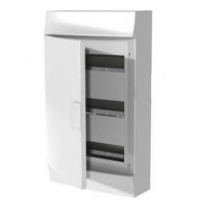 Бокс настенный Mistral41 36М непрозрачная дверь (с клемм) 3ряда   1SPE007717F9974   ABB