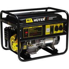 Электрогенератор DY6500L | 64/1/6 | HUTER