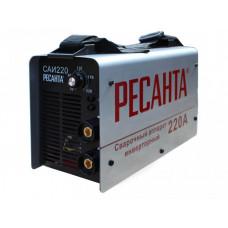 Сварочный аппарат инверторный САИ 220 | 65/3 | РЕСАНТА