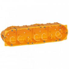 Коробка BATIBOX для СУХИХ перегородок 4п гл.50мм | 080054 | Legrand
