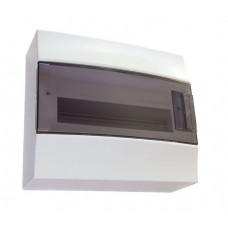 Бокс настенный Mistral41 12М прозрачная дверь (с клемм)   1SPE007717F9992   ABB