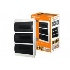 Бокс ЩРН-П-36 модулей навесной пластик IP40 | SQ0901-0007 | TDM