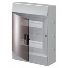 Бокс настенный Mistral41 24М прозрачная дверь (с клемм)   1SPE007717F9993   ABB
