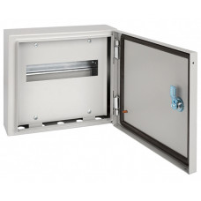 Корпус металлический ЩРН-12-1 76 У2 IP54 | Б0028775 | ЭРА