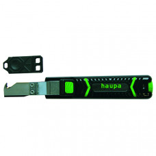 Инструмент для снятия оболочки, лезвие в форме крюка 8-28 мм? | 200031 | Haupa