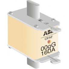 Предохранитель OFAF00H125 125A тип gG размер00, до 500В | 1SCA022627R1630 | ABB
