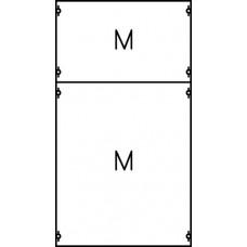 Панель с монтажной платой 1ряд/4 рейки | 1M0A | ABB