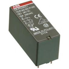 Реле CR-P024DC2 24B DC 2ПК (8А) | 1SVR405601R1000 | ABB