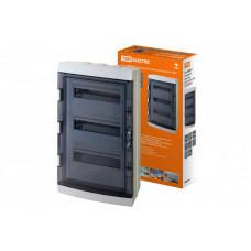 Бокс ЩРН-П-36 модулей навесной пластик IP65 | SQ0908-0007 | TDM