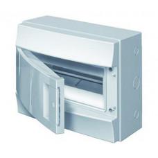 Бокс настенный Mistral41 12М непрозрачная дверь (с клемм)   1SPE007717F9972   ABB