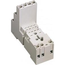 Цоколь CR-M4LS для реле CR-M 2/4ПК | 1SVR405651R3100 | ABB