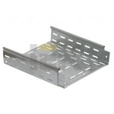 Лоток крашенный перфорированный 50х100х3000 RAL 9016 (глянец) | CLPK10-050-100-3 | IEK