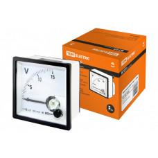 Вольтметр В72П 15В-1,5   SQ1102-0252   TDM