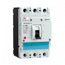 Автоматический выключатель AV POWER-1/3 80А 35kA TR | mccb-13-80-TR-av | EKF