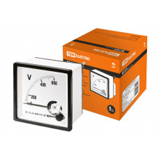 Вольтметр В72П 600В-1,5   SQ1102-0136   TDM