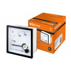 Вольтметр В72П 150В-1,5   SQ1102-0130   TDM