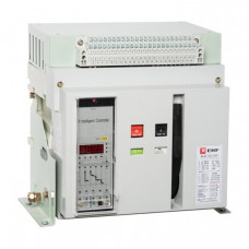 Автоматический выключатель ВА-45 2000/1600А 3P 50кА стационарный EKF PROxima | mccb45-2000-1600 | EKF
