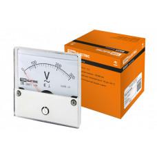 Вольтметр В80П 300В-2,5, (поверенный),   SQ1102-0250   TDM