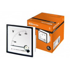 Вольтметр В96П 600В-1,5   SQ1102-0121   TDM
