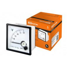 Вольтметр В72П 50В-1,5   SQ1102-0124   TDM