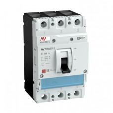 Автоматический выключатель AV POWER-1/3 160А 35kA TR | mccb-13-160-TR-av | EKF