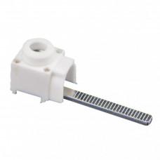 Зажим под проводник для совместного подключения с шиной PIN под переднее соединение, увеличенный штырь (20 шт/упак.) EKF PROxima | ck-f-hr | EKF
