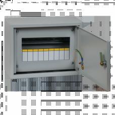 Щит распределительный навесной ЩРН-9 IP31 (220х300х120) EKF PROxima | mb21-9 | EKF