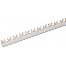 Шина соединительная типа FORK для 2-ф нагр. 63А 54 мод. EKF PROxima | fork-02-63 | EKF