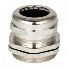 Сальник металлический MGM40 IP68 d проводника 22-28 мм. PROxima | plc-mgm-40 | EKF