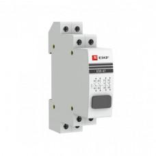 Кнопка модульная КМ-47 (серая) EKF PROxima   mdb-47-grey-pro   EKF