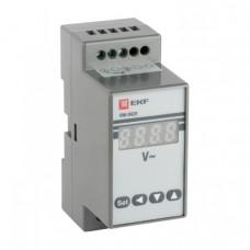 Вольтметр VM-DG31 цифровой на DIN однофазный | vd-g31 | EKF