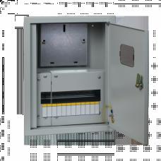 Щит учетно-распределительный встраиваемый ЩРУВ 1/12 с окном IP31 (440х340х140) EKF PROxima | mb13-1/12 | EKF