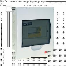 Щит распределительный встраиваемый ЩРВ-П-3 IP41 EKF PROxima | Pb40-v-3 | EKF