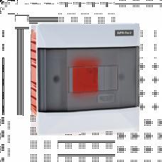 Щит распределительный встраиваемый ЩРВ-Пм-2 EKF PROxima | pbm40-v-2 | EKF